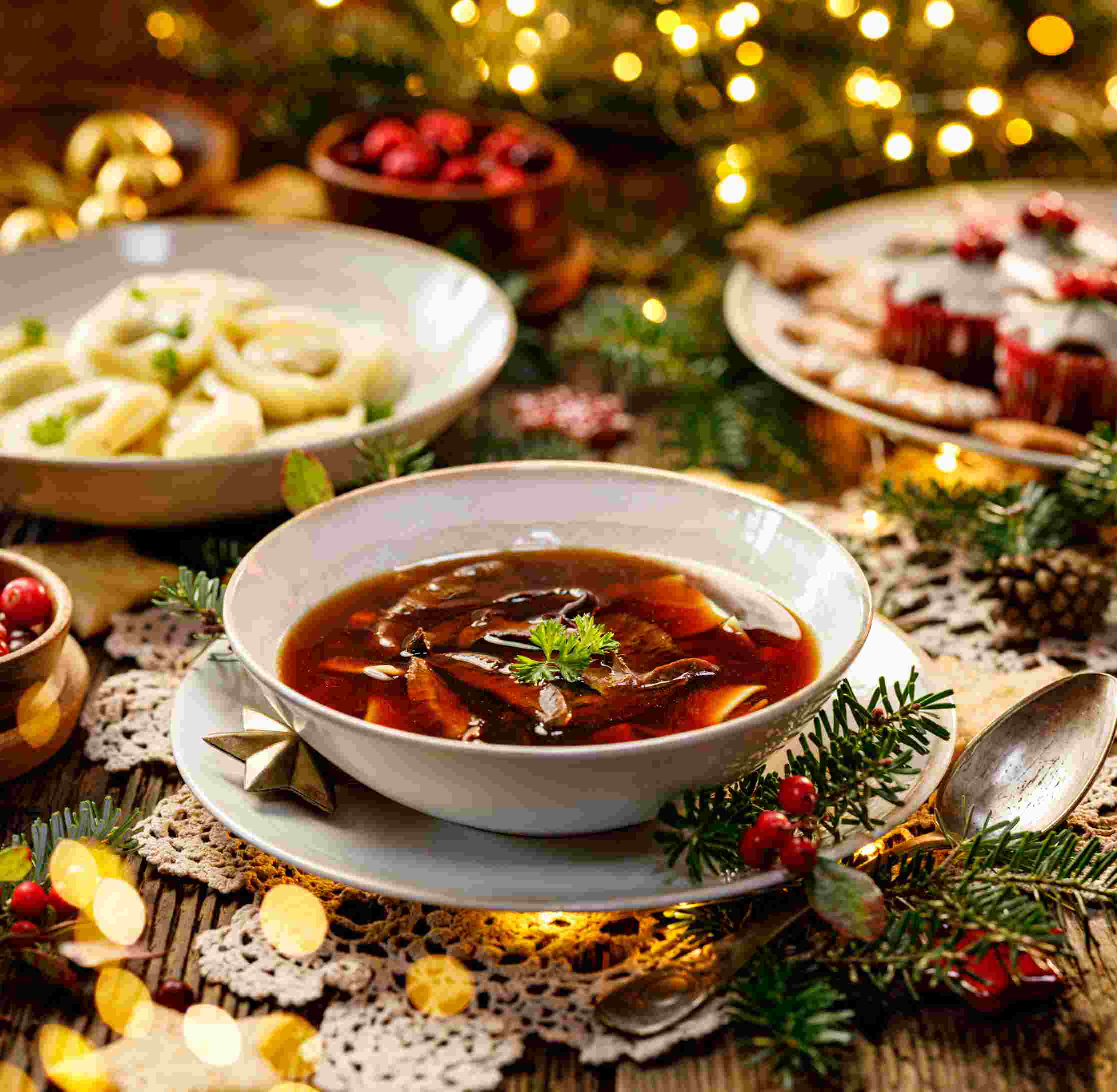 Vega_Kerstmaal